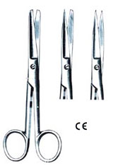 Dressing Scissors Straight size (SI-1110)