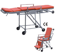 Collapsible Chair Cum Trolley Stretcher (SWE-128300)