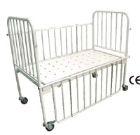 Paediatric Bed With Drop Side Rails (SWE-167060)