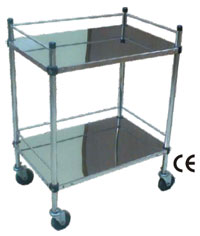 Instrument Trolley With Railing (SWE-133648, SWE-133768)