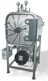 High Pressure rectangular Steam Sterilizer (SS-701430)